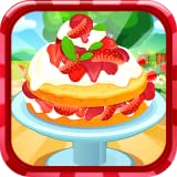 Strawberry Short Cake - Cooking games
