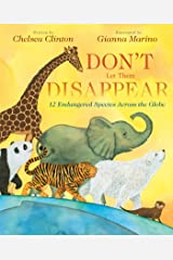 Don't Let Them Disappear Kindle Edition