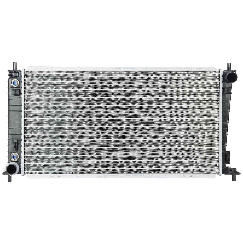 Spectra Premium CU2136 Complete Radiator for Ford