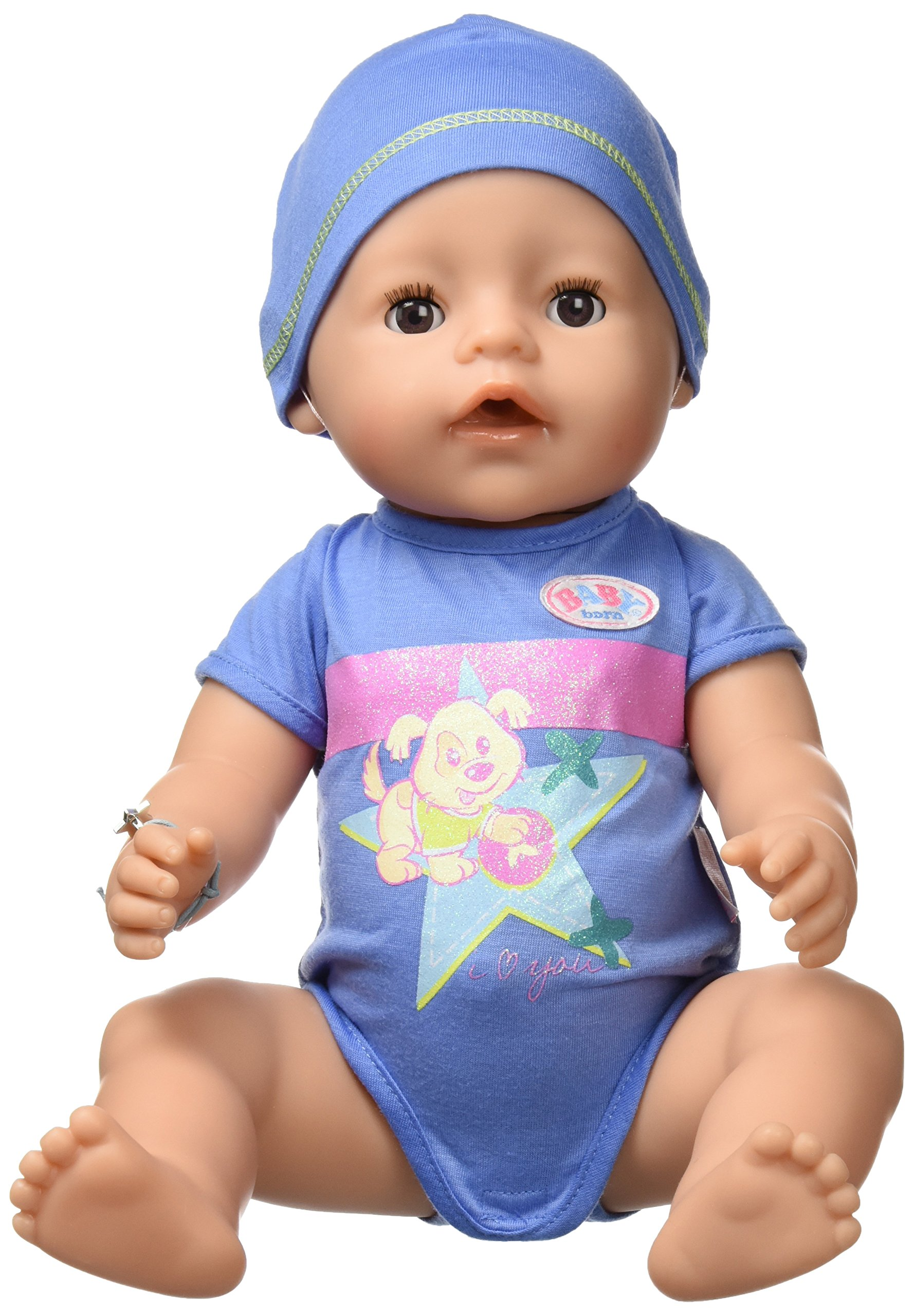 Zapf Baby Born Interactive Boy Doll Ebay