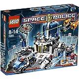 LEGO - 5985 - Jeux de construction - LEGO space police - La centrale de la police de l'espace