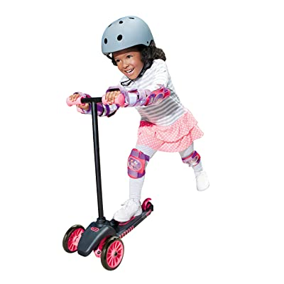 Little Tikes Lean to Turn Scooter, Pink: Toys & Games