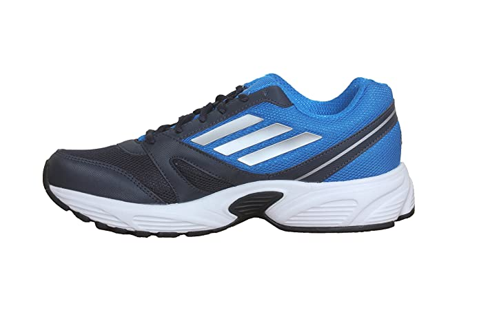 b2e3bc0dd adidas Men's Razor M1 Plus Nt. Navy, PRI Blu and SHISIL Running Shoes - 9  UK/India (43 EU): Buy Online at Low Prices in India - Amazon.in