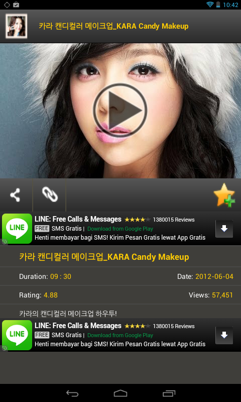 Amazon Com Kpop Makeup Artist Videos Appstore For Android