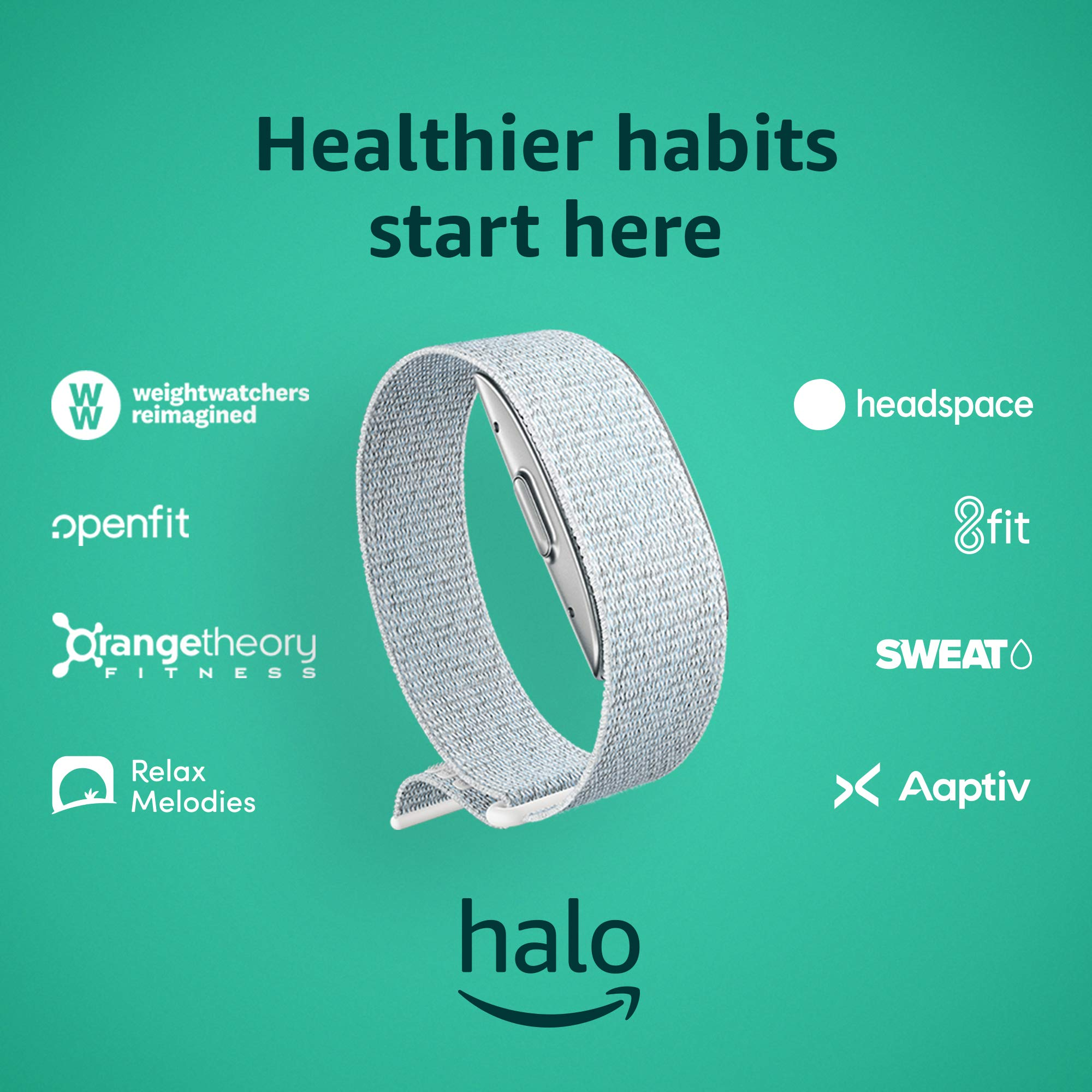 Track you sleep and morning activity with an Amazon Halo
