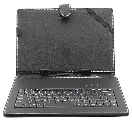 AFUNTA Caso del Cuero de la PC de la Tableta de 10,1 Pulgadas universal