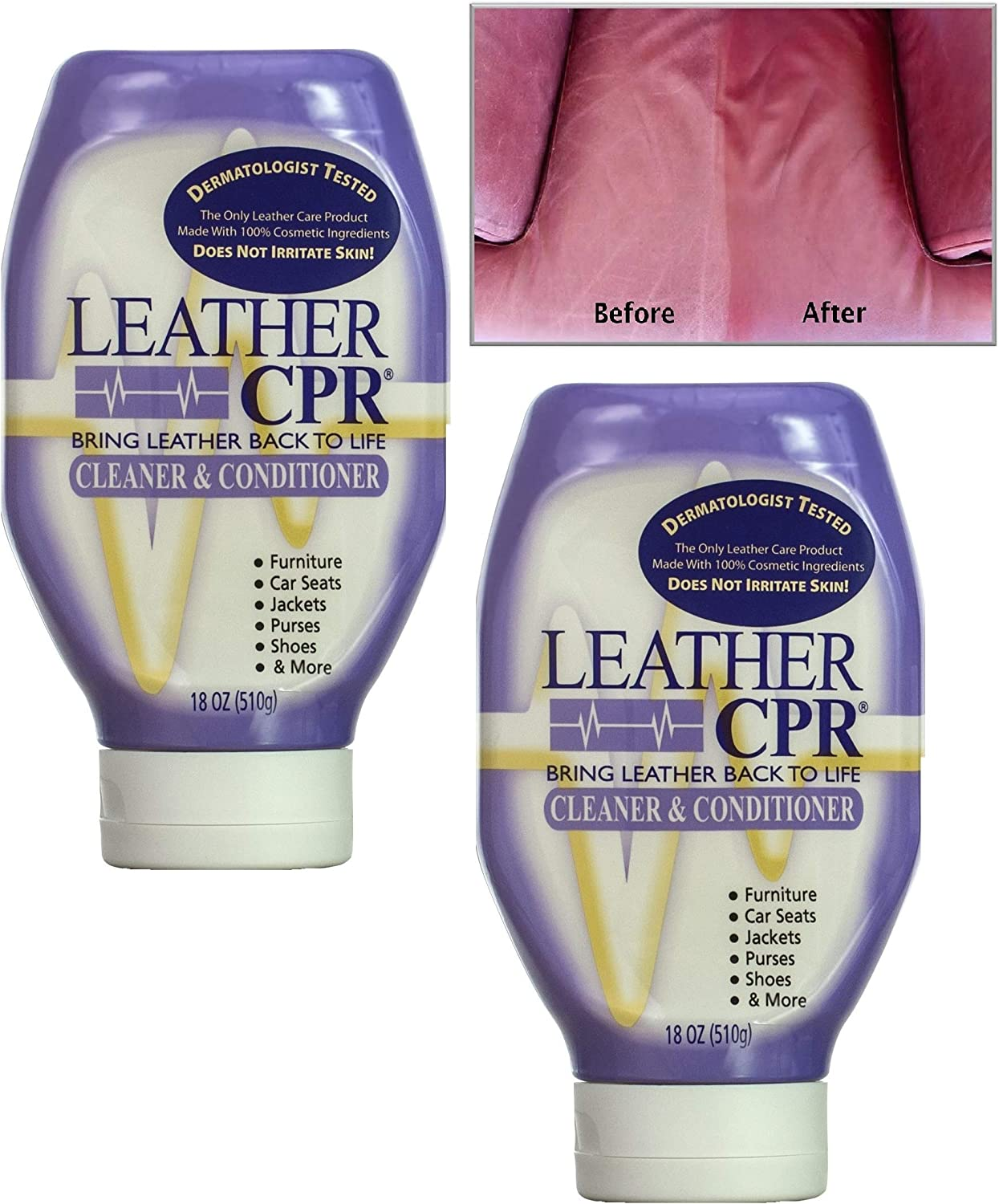 CPR - best leather conditioner