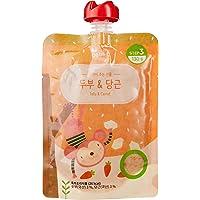 Evertto Ready-To-Eat Baby Porridge, Carrot & Tofu