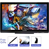 HUION KAMVAS GT-220 V2 21.5 Inch Full HD IPS Pen Graphic Tablet Display with 8192 Levels Pen Pressure, Black