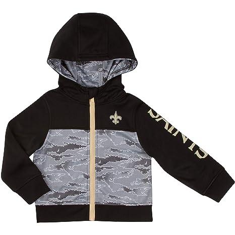 439ffae08 Amazon.com   NFL New Orlean Saints Unisex Hooded Jacket