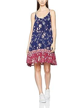 05e3ff3b31053 Billabong Coconut Dress - Vestido Mujer.  Amazon.es  Deportes y aire libre