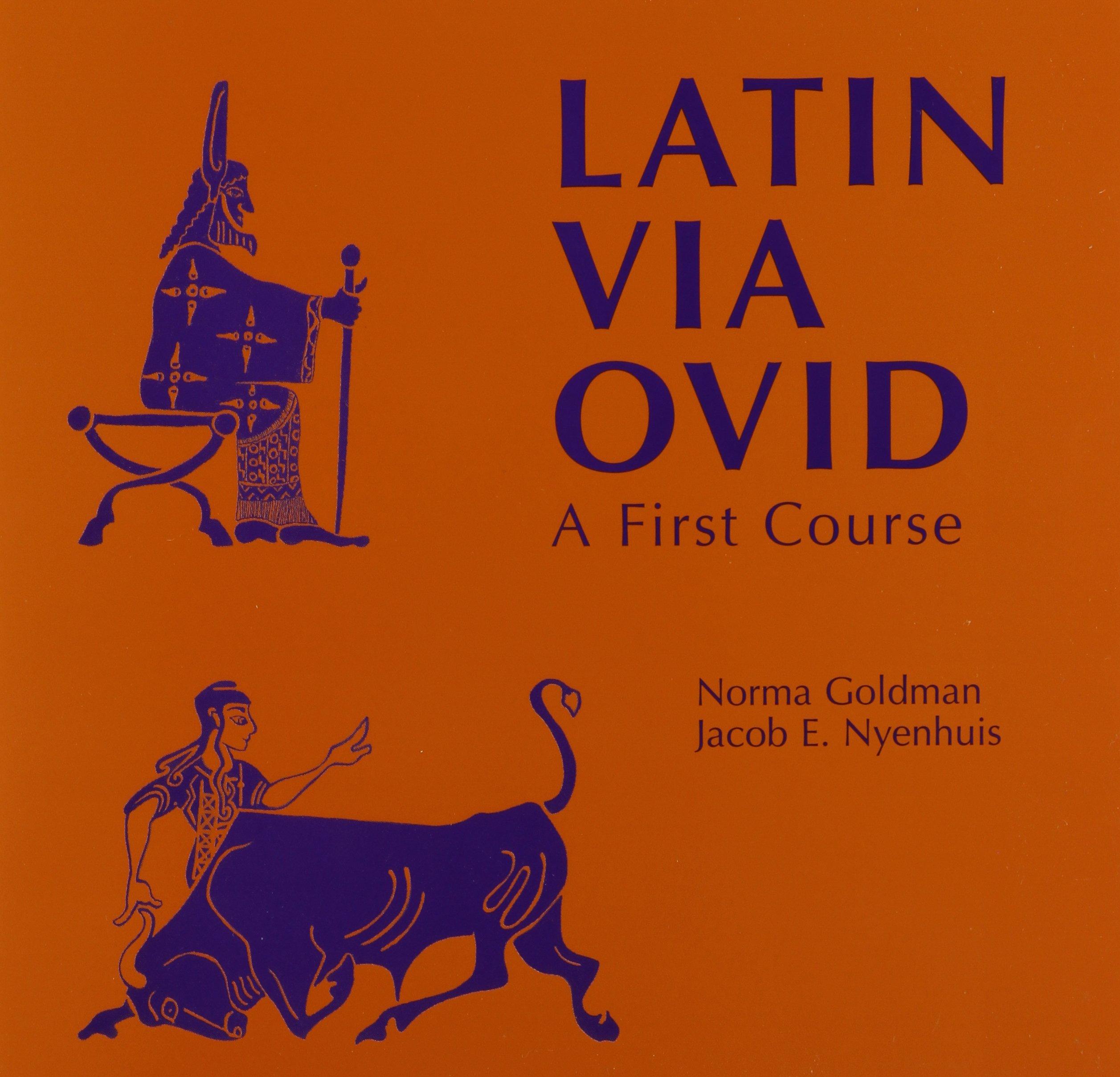 Latin Via Ovid: Audio Materials by Wayne State Univ Pr