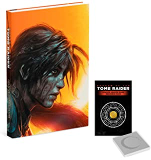 Shadow Of The Tomb Raider Lösungsbuch Collectors Edition Amazonde