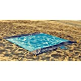 theBlueStone 218 x 210cm Lightweight Nylon Blanket Outdoor Family Picnic Camping Beach Play Mat Rug Blanket
