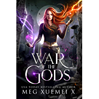War of the Gods Complete Series Boxed Set: Books 1-5