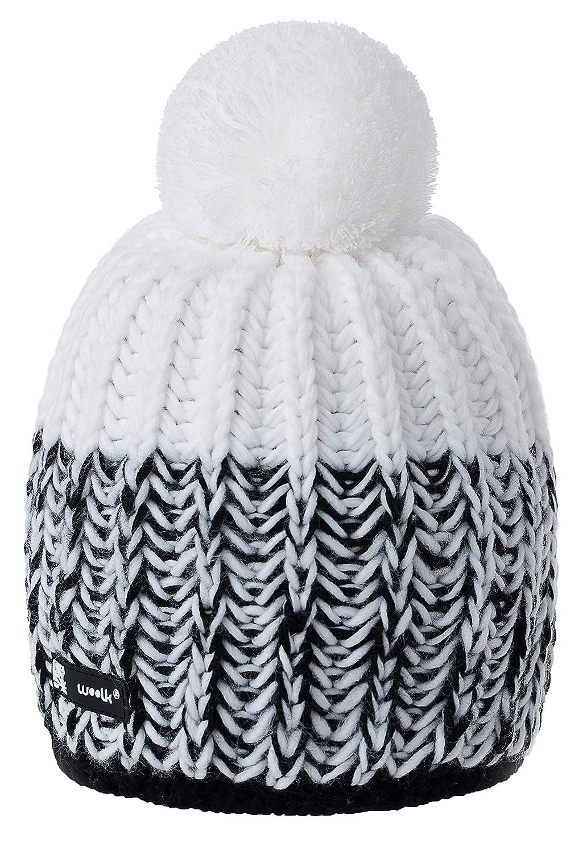 4sold Warm Unisex Sombrero de Invierno Gorro de Punto de Lana ...