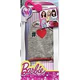 Barbie Fashion Heather Heart Tank, Multi Color