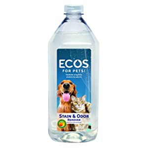 Earth Friendly Products Pet Naturals Stain and Odor Remover