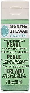product image for Martha Stewart Crafts Martha Stewart Multi-Surface Pearl Craft Mint Chip, 2 oz Paint, 2 Fl Oz