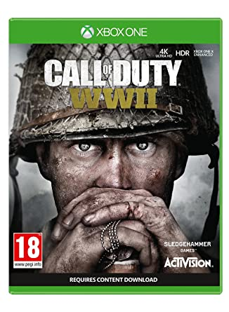 Call of duty wwii xbox one amazon pc video games call of duty wwii xbox one gumiabroncs Gallery
