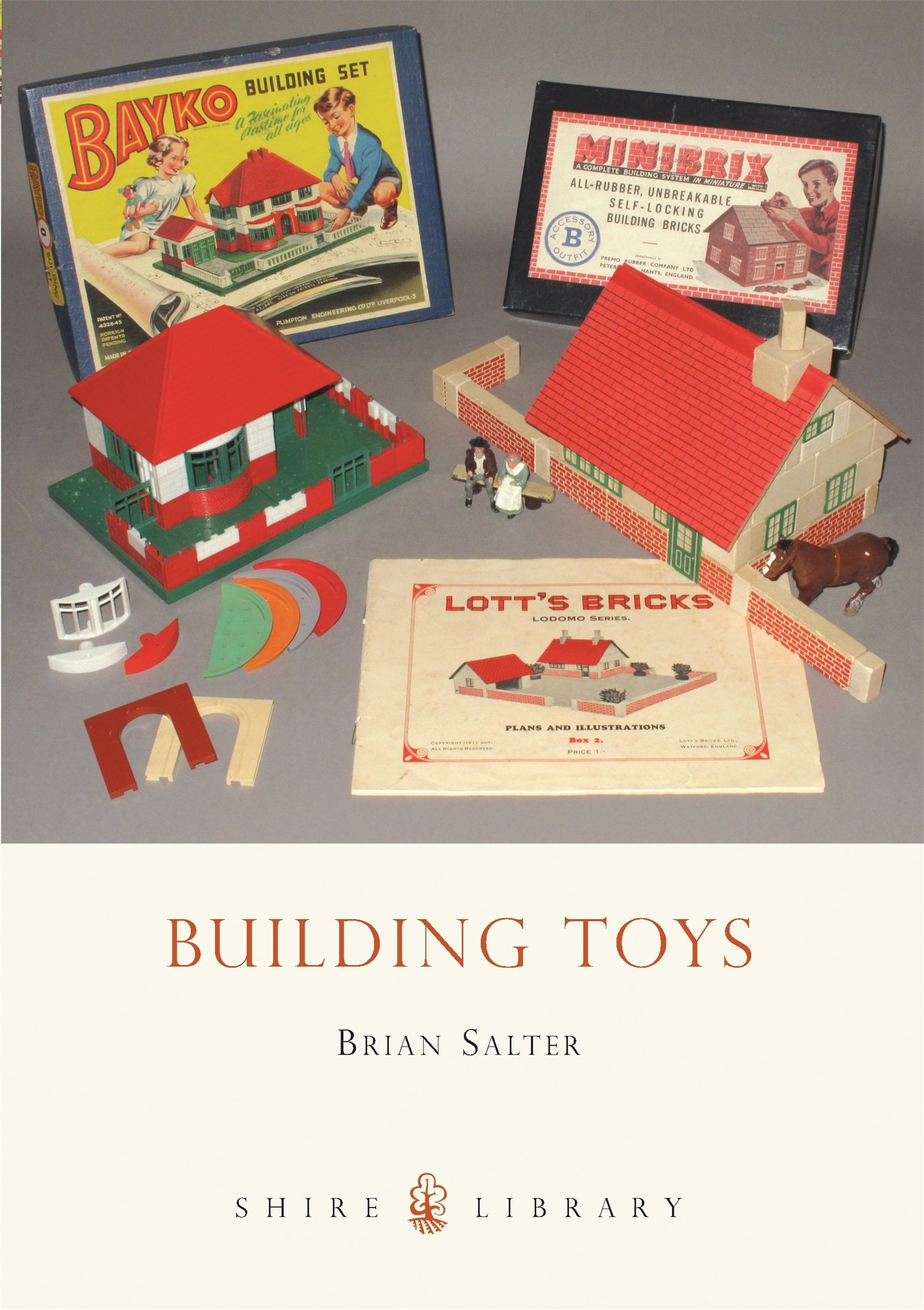 Building Toys: Bayko And Other Systems (shire Library): Amazon: Brian  Salter: 9780747808152: Books