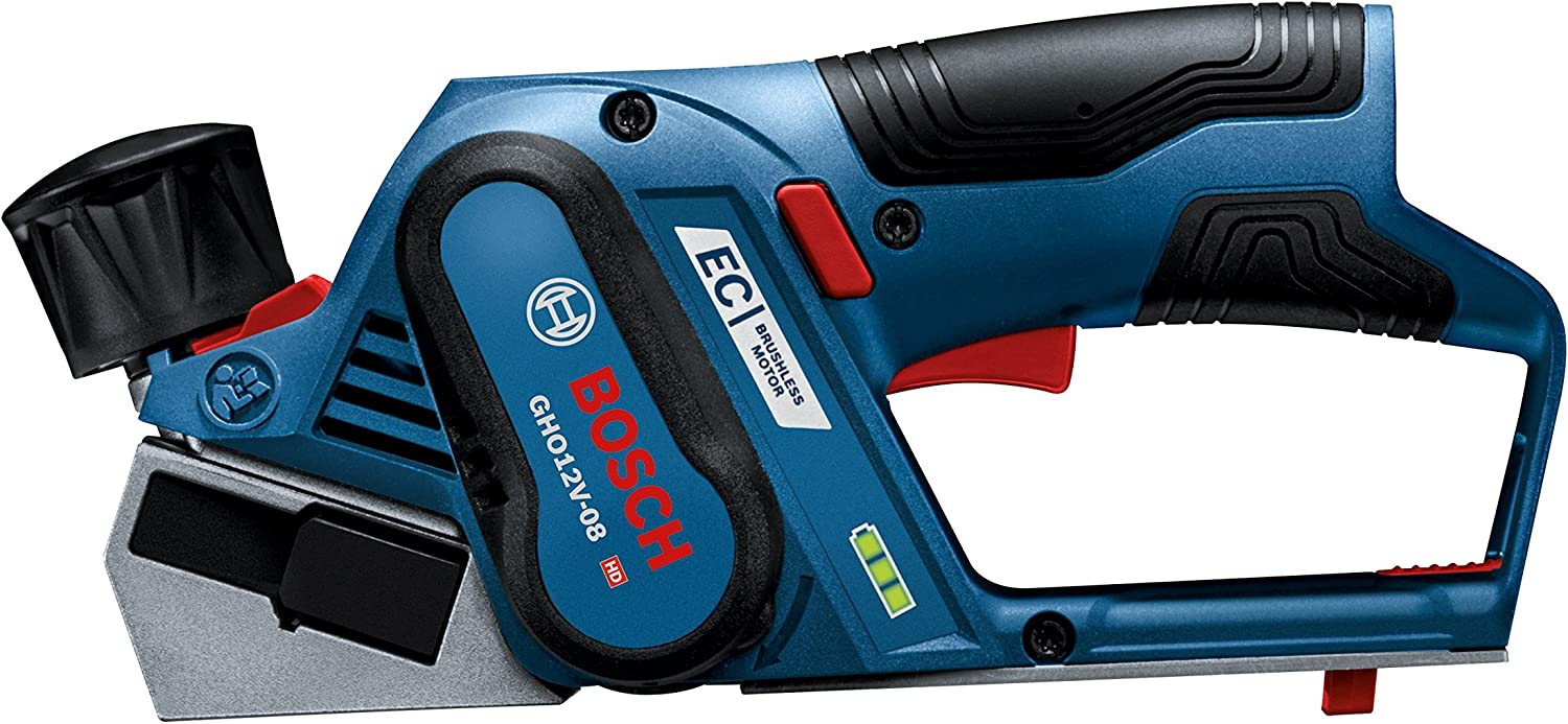 Bosch GHO12V-08N Electric Hand Planers product image 7