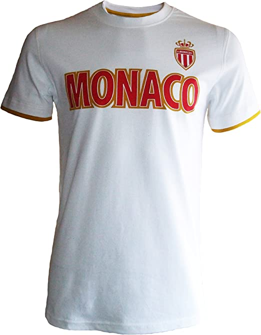 ASM - Maglietta collezione ufficiale AS MONACO, Football Club ...