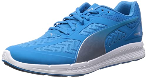 7b88f9f9cf66c4 PUMA Men s Ignite PWR Cool Running Shoe Blue White  Puma  Amazon.ca ...