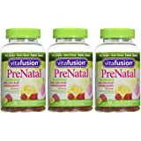 Vitafusion Prenatal, Gummy Vitamins 3Pack (90 Count)