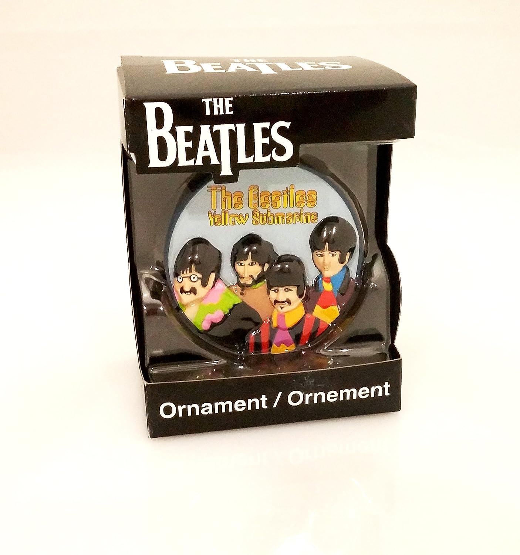 Amazon.com: The Beatles Christmas Ornament Yellow Submarine ...