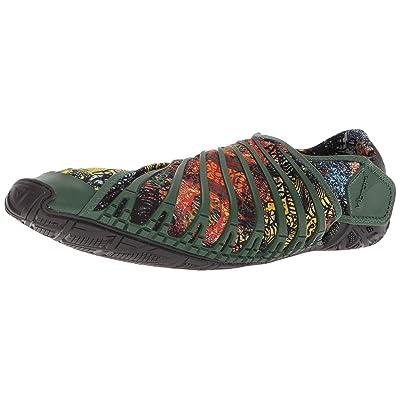 Vibram Men's Furoshiki Desert Script Sneaker, 41 EU/8.5-9.0 M US D EU (41 EU/8.5-9.0 US US)   Fashion Sneakers