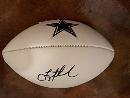 342b9c97adf Signed Troy Aikman Football - logo COA - JSA Certified - Autographed  Footballs
