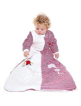 Slumbersac Saco de dormir de bebé Invierno manga larga aprox. 3.5 Tog, Camión Bomberos, 0-6 meses