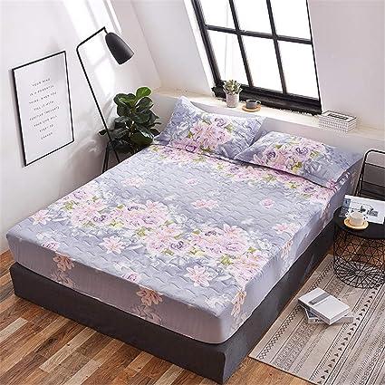 SUYUN Protección de colchón Impermeable, Transpirable ...