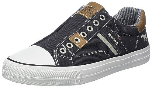 Mustang 4127-401-9, Zapatillas sin Cordones para Hombre: Amazon.es: Zapatos y complementos