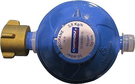 CAMPINGAZ Accesorios Barbacoa Regulador Beige/Azul