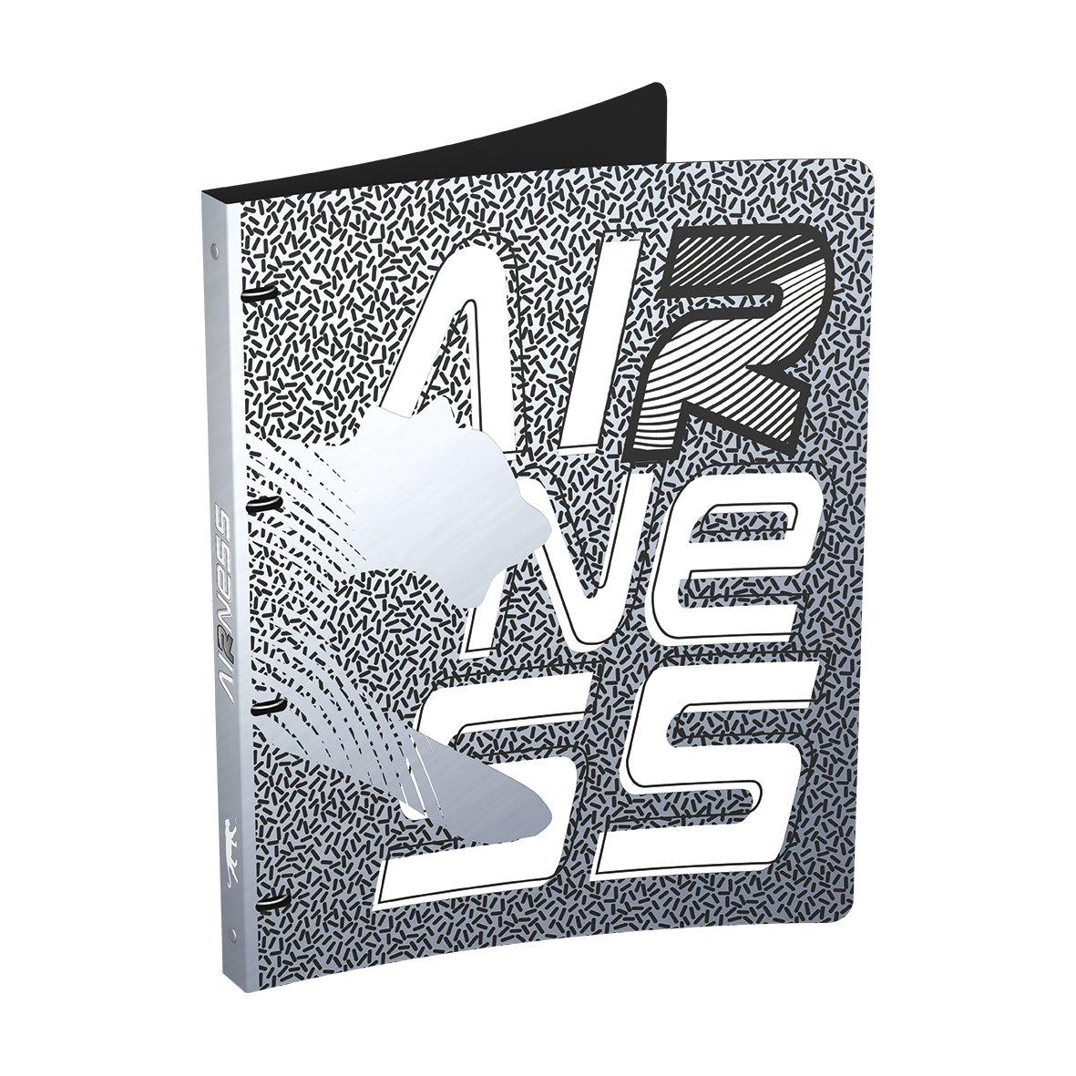 Airness 400078807 carpeta suave A4 lomo 20 mm: Amazon.es: Oficina y papelería