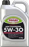Meguin 6513 megol Motorenoel New Generation SAE 5W-30, 5 Liter