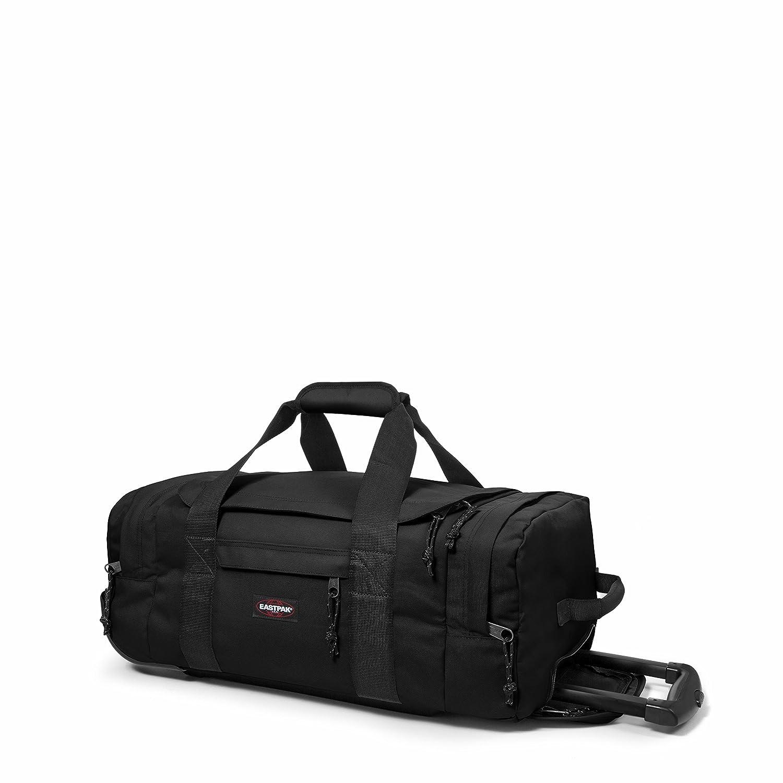 Gris 55 cm Black Denim Eastpak Leatherface S Equipaje de ruedas 38 L