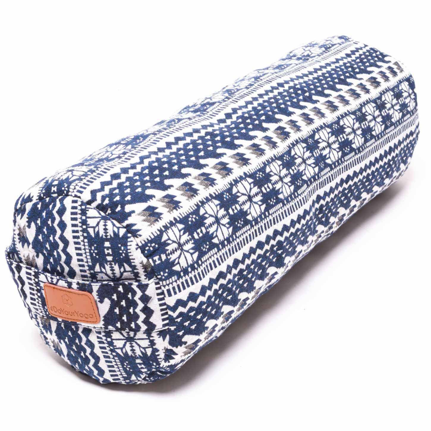 Yoga Bolster Pattern Blog Dandk