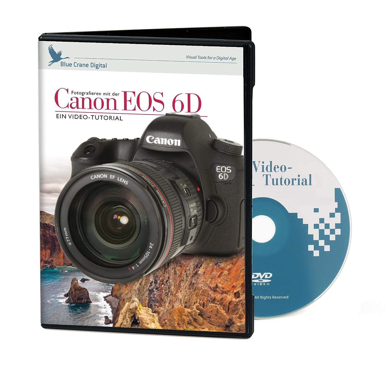 Kaiser - Tutorial de vídeo para la cámara Canon 6 D (DVD, en ...