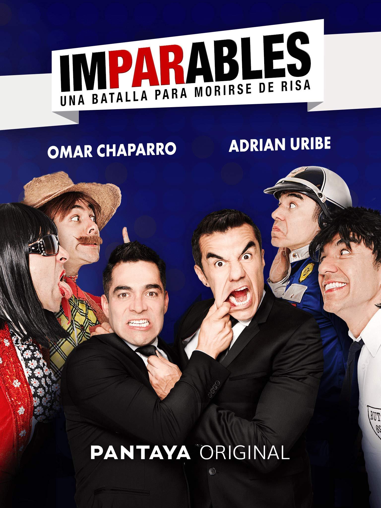 Image result for Imparables Una Batalla Para Morirse de Risa (2019)