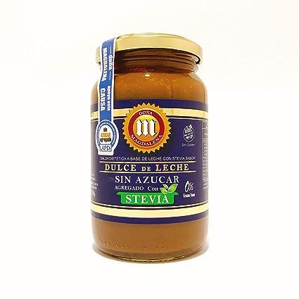 Dulce de Leche Gluten Free Stevia apto diabético la magdalena 15,8 OZ (2 Pack)
