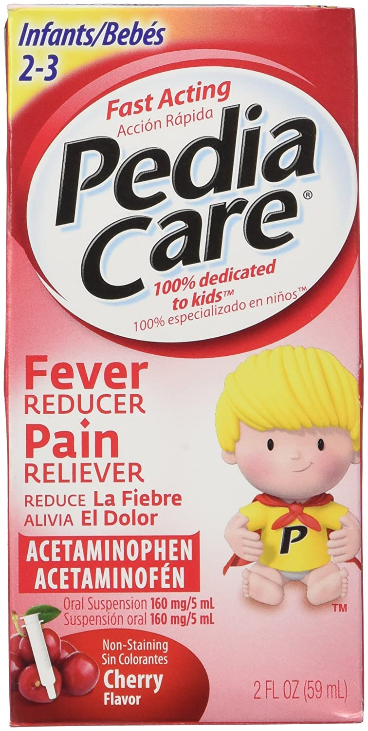 5 Best Fever Reducers for Toddlers Nominated by Parents Reviews in 2021 9