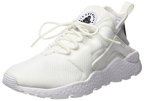 c8ef12b9 Nike W Air Huarache Run Ultra, Zapatillas de Running para Mujer, Blanco  White-Black, 42 EU: Amazon.es: Zapatos y complementos