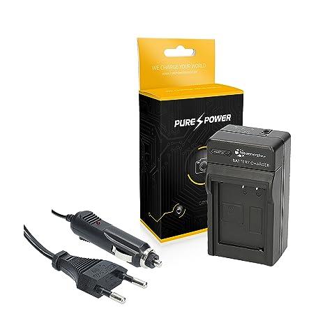 PURE⚡POWER® - Cargador para Canon EOS 1100d, EOS 1200d, EOS ...