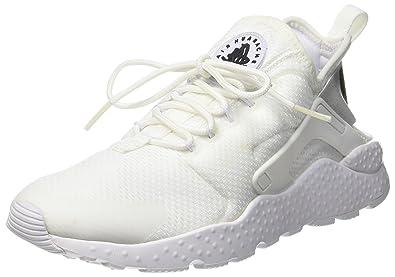 online retailer 029c2 25a95 ... ireland nike womens w air huarache run ultra white black mesh size 6.5  52783 a5018