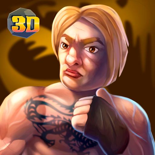Ultimate Kung Fu Ninja Street Fighting Tiger: Martial Arts ...