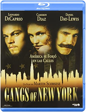 Gangs Of New York Blu Ray Import Sans Langue Francaise Amazon Co Uk