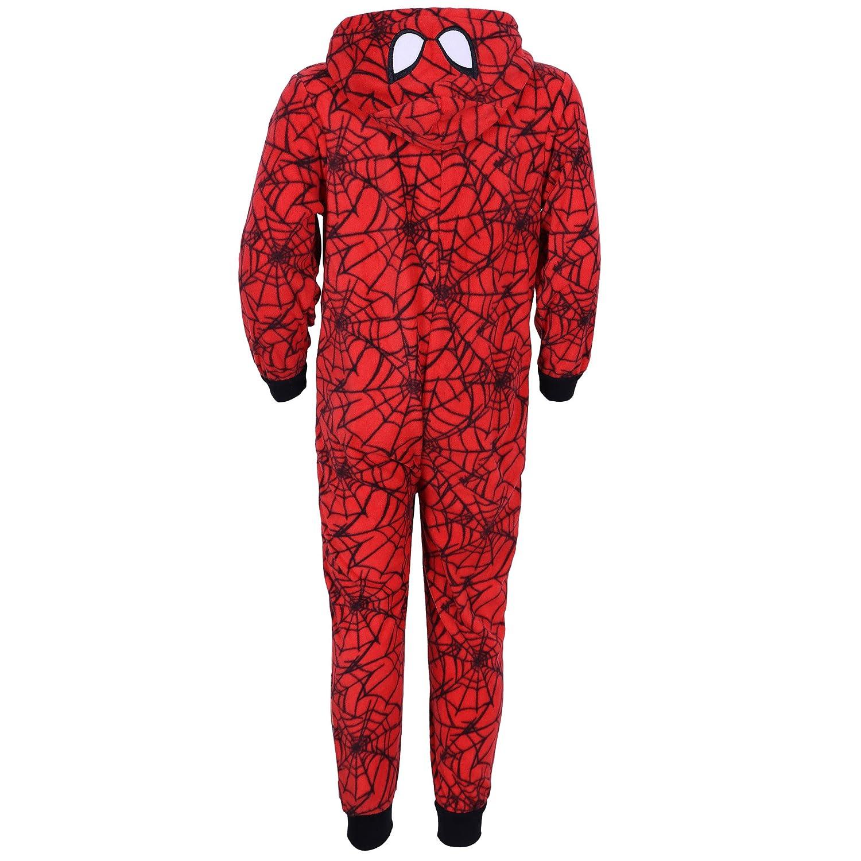 para ni/ño Spiderman Pijama Dos Piezas